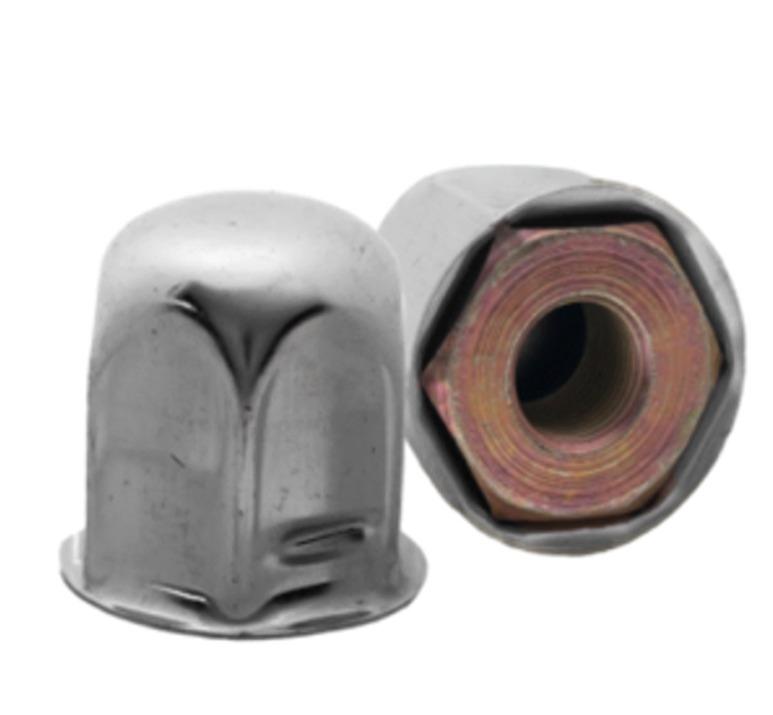 Dicor Versa Liner 9 16 Quot Stainless Steel Encapsulated Jam Nut