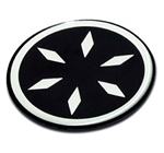"Versa Liner 2 3/4"" Diameter Decal"