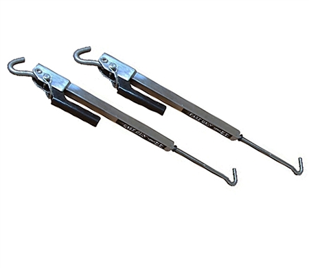 Fastgun Turnbuckles, Long Polished
