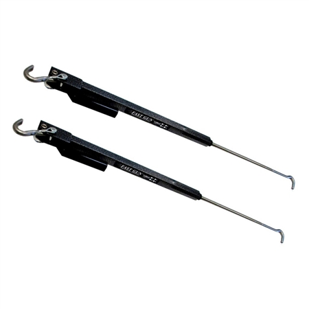 Fastgun Turnbuckles, Long Black