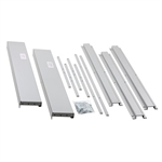 "Kwikee Super Slide II 24"" Trim Kit"