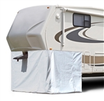 "Adco 64"" x 266"" Fifth Wheel Skirt & Storage Room"
