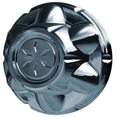 "Dicor TAC545-CC Dicor  4-1/2"", 5 lug, Chrome Hub Cover"