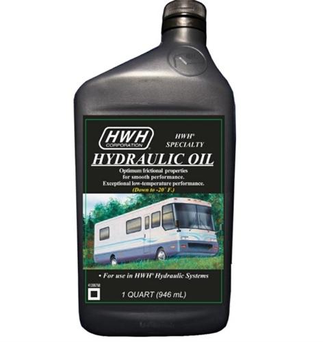 HWH HWH22866 Hydraulic Oil - 1 Quart