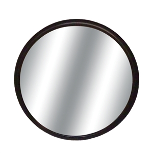 "Cipa 3"" Round Stick On Hotspot Mirror"