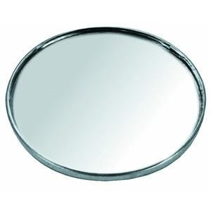 "3-3/4"" Round Stick-On Blind Spot Mirror"