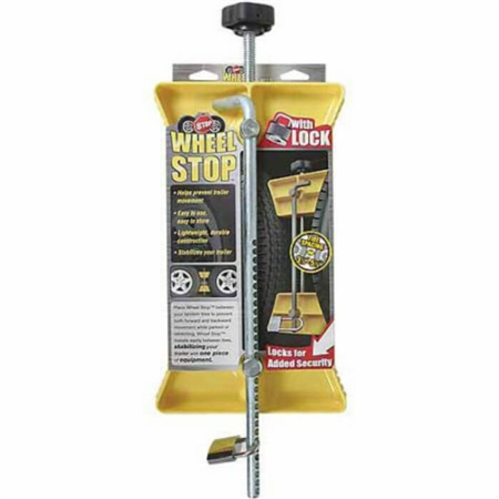 Reese 44642 Wheel Stops with Lock