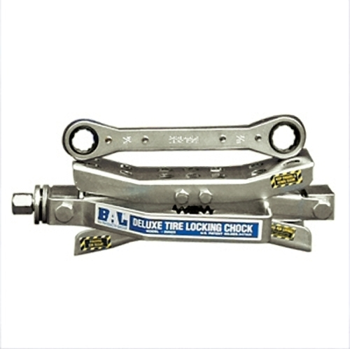 BAL R.V. Products 28005 Deluxe X-Chock Locking Chock