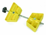Camco 44652 Wheel Stop - Small