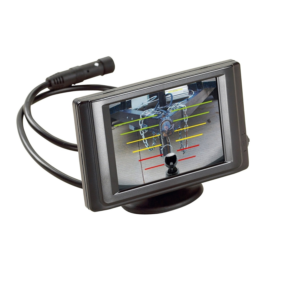 Hopkins 50002 smart hitch camera and sensor system sciox Gallery