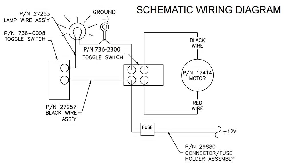barker 31558 vip 3500 travel trailer power jack 24 rh rvupgradestore com power lift jack plate wiring diagram