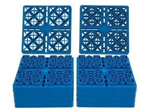 Ultra-Fab 48-979051 Ultra Leveling Blocks - 10 Pack