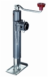 Bulldog 158451 Round Topwind Swivel Pop-Up Trailer Tongue Jack