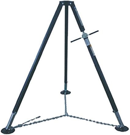 R.V. Products 25035 Kin Pin Tripod Jack - Deluxe