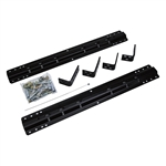 Reese 30035 Universal Rail & Mounting Bracket Kit
