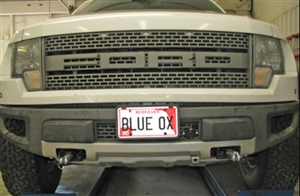 Blue Ox Base Plate Ford F - 150 Raptor SVT Baseplate