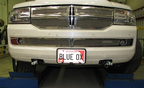 Blue Ox BX2630 Baseplate For 2011-2014 Lincoln Navigator/2011-2014 Ford F-150 King Ranch