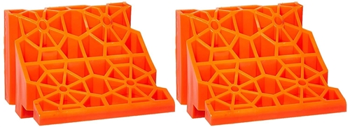 Tri-Lynx 00018-2PK Wheel Stop 'N Chock - 2 Pack