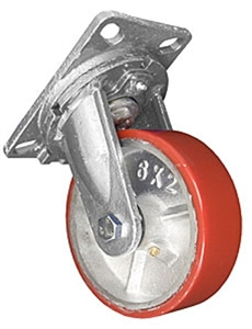 "Ultra-Fab 48-979013 6"" Swivel Skid Wheel"