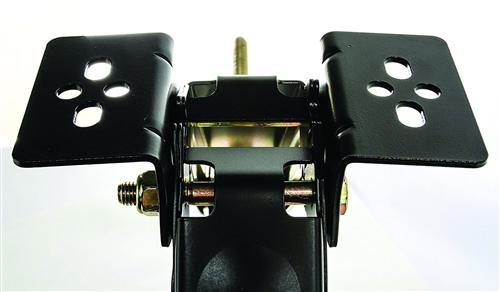 Eaz-Lift 48800 20 Leveling Scissor Jack Pack of 2 5,000lb rating