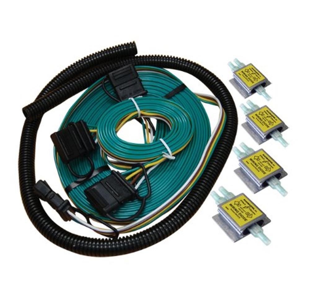 Roadmaster Wiring 4 Wire Trailer - House Wiring Diagram Symbols •