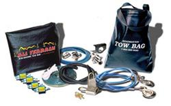 Roadmaster Blackhawk 2 All Terrain Combo Kit - 4-Way Strait Wiring & 8,000 Lb Capacity