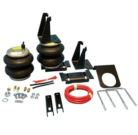 Firestone 2400 Ride-Rite, '05-'07 Ford 4WD F-250 F-350, Rear Axle Air Suspension Kit