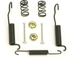"Lippert 014-136452 Trailer Brake Spring and Hardware Kit - 10"" x 2-1/4"""
