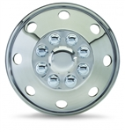 "Dicor SHFM16 Versa-Liner Wheel Covers - 16"", 8 Lug - Set of 4"