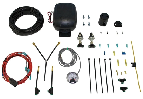 Air Lift 25812 Load Controller II, Dual Path Compressor Kit