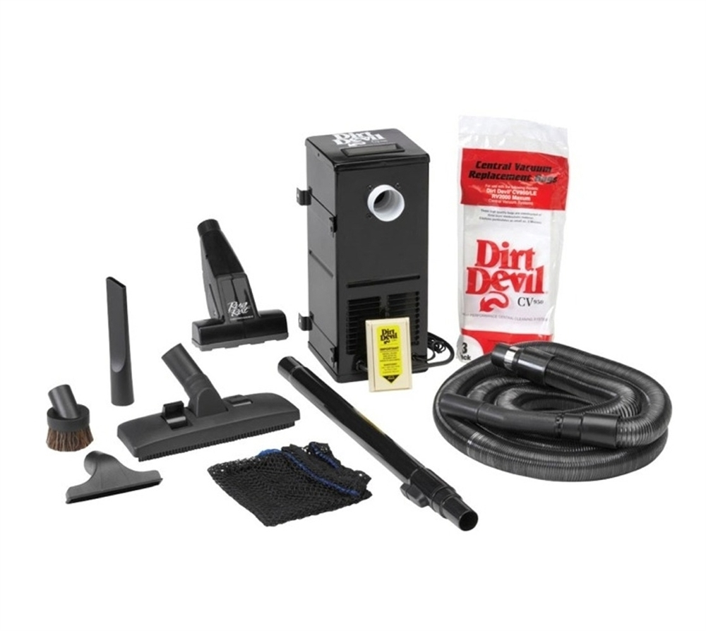Dirt Devil Cv1500 Rv Central Vacuum System With Rugrat This Is Gooda Vaccuum Wiper Switch Cable Operated There No