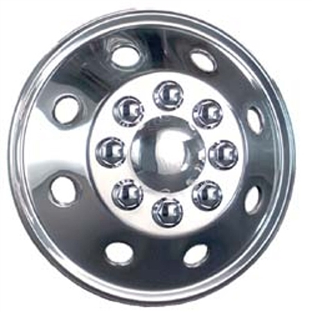 "Wheel Masters 16.5"" Single RV Wheel Cover"
