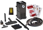 Dirt Devil CV1500 RV Central Vacuum System Without Rug Rat - Brown Inlet
