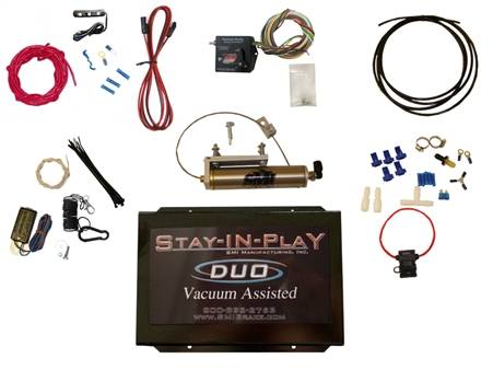 SMI Stay-IN-Play Duo Braking System