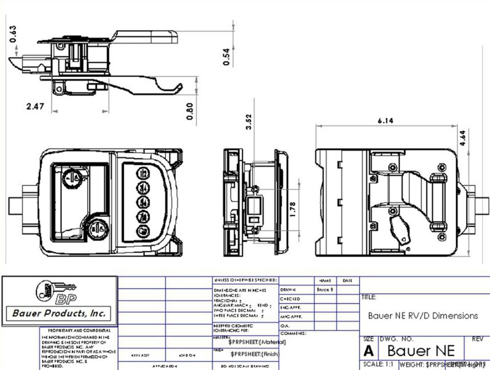 Rv Door Lock Diagram Diy Wiring Diagrams