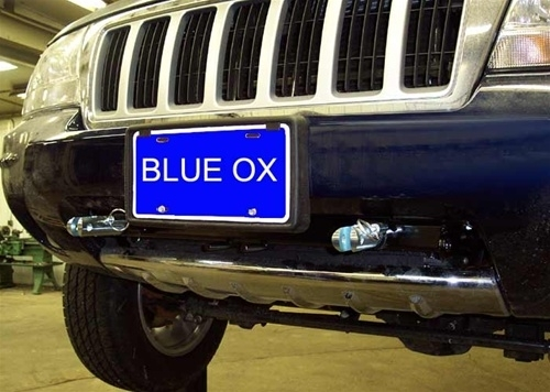 Blue Ox Jeep Grand Cherokee 2004 Base Plate