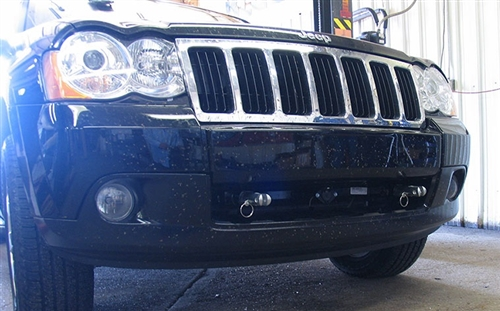 Blue Ox Base Plate Jeep Grand Cherokee No SRT - 8