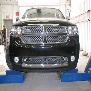 Bx1128 Dodge Durango Blue Ox Base Plate