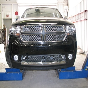 Dodge Durango Base Plate