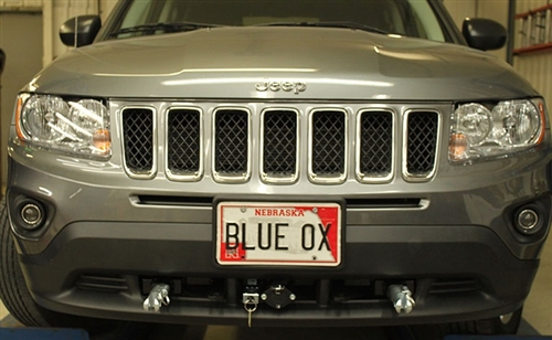 Blue Ox BX1132 Baseplate For 2011-2017 Jeep Compass (No Next Gen)