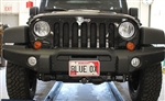 Jeep Wrangler Moab Blue Ox Base Plate