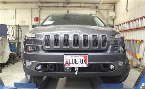 Jeep Cherokee Trailhawk Blue Ox Base Plate