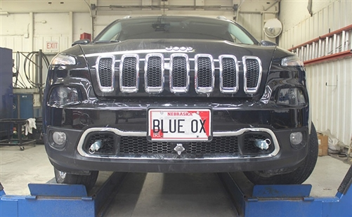 Blue Ox BX1138 Baseplate For 2014-2018 Jeep Cherokee (No Trailhawk)