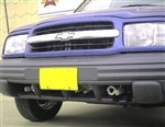 Blue Ox Base Plate Chevy Tracker 1999 to 2004