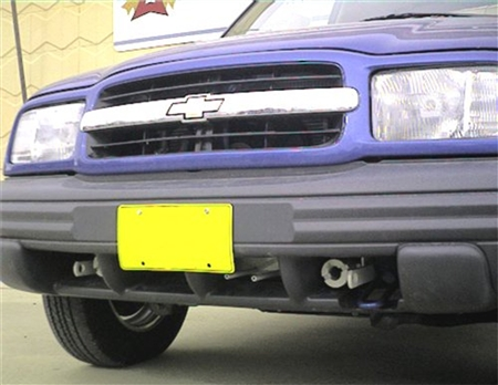 Blue Ox Base Plate Chevy Tracker 1999 to 2005