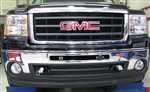 GMC Pickup 1500 New Style Base Plate 2007 - 2013