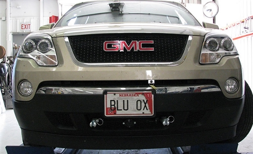 Blue Ox GMC Acadia Not Denali Base Plate