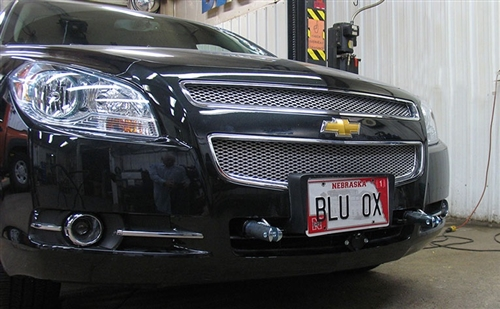 Chevy Malibu Base Plate