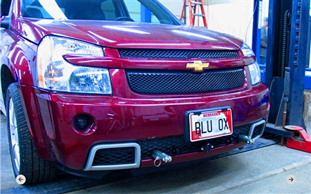 Blue Ox Base Plate Chevy Equinox