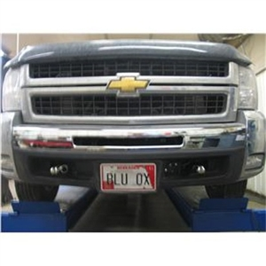 Blue Ox Base Plate 2007 - 2009 Chevy Pickup 1500 HD (2WD/4WD)